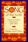 Image for Song of the Turtle: American Indian Literature 1974-1994