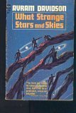 Image for What Strange Stars And Skies