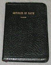 Image for A STUDY OF THE ARTICLES OF FAITH