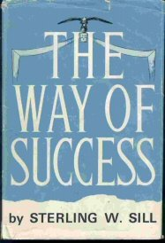 Image for THE WAY OF SUCCESS