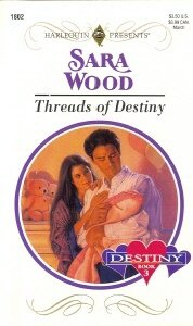 Image for Threads of Destiny (Destiny) (Harlequin Presents No 1802)