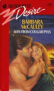 Image for Man From Cougar Pass (Silhouette Desire)
