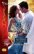 Image for The Tycoon's Pregnant Mistress (Silhouette Desire)