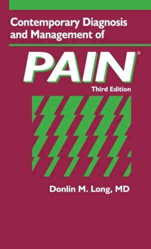 Image for Contemporary Diagnosis and Management of Pain