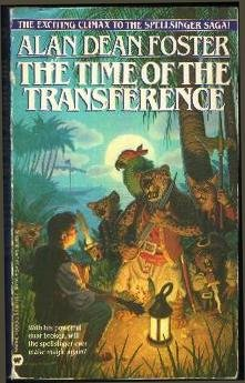 Image for Time of the Transference (Spellsinger, No 6)