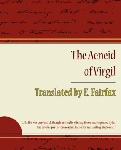 Image for The Aeneid of Virgil - Translated by E. Fairfax Taylor
