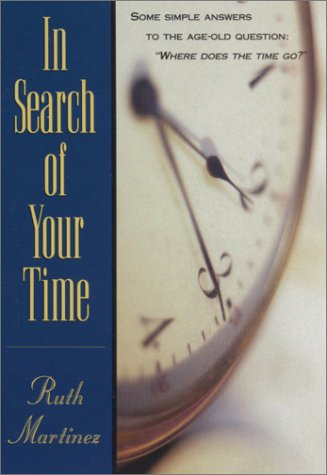 Image for In Search of Your Time