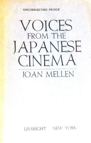 Image for Voices from the Japanese cinema