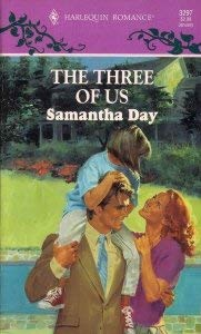 Image for The Three Of Us (Harlequin Romance No, 3297)