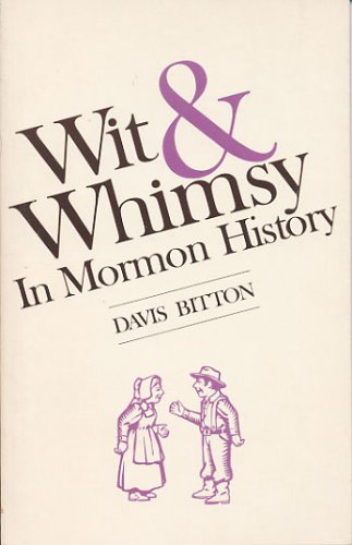 Image for Wit & Whimsy in Mormon History