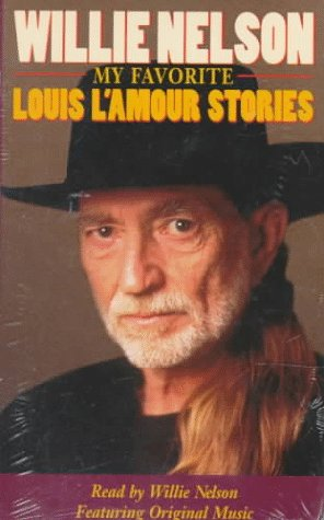 Image for Willie Nelson My Favorite Louis L'amour Stories