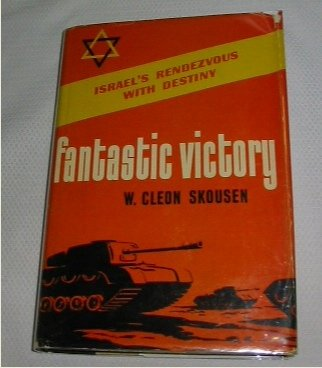 Image for Fantastic victory; Israel's rendezvous with destiny,