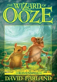 Image for The Wizard of Ooze: Ravenspell Series