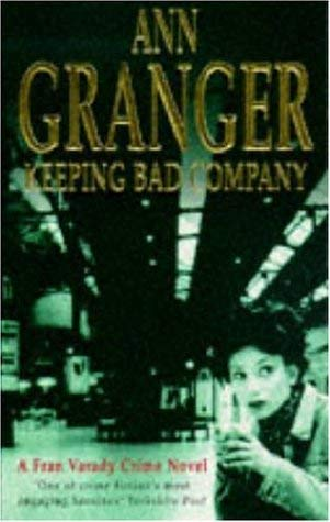 Image for Keeping Bad Company (A Fran Varady Crime Novel)