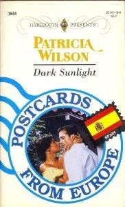 Image for Dark Sunlight (Postcards From Europe) (Harlequin Presents)
