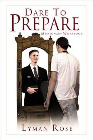 Image for Dare to Prepare: Missionary Workbook