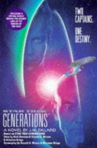 Image for Star Trek Generations (Star Trek The Next Generation)