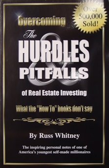 Image for Overcoming the Hurdles Pitfalls of Real Estate Investing. What the 'How To' Books Don't Say
