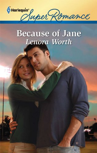 Image for Because of Jane (Harlequin Super Romance)