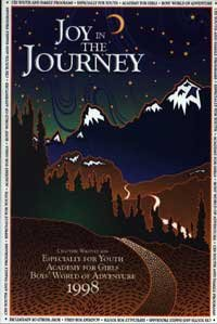 Image for Joy in the Journey: Favorite Talks from Especially for Youth, Boys World of Adventure, and Academy for Girls