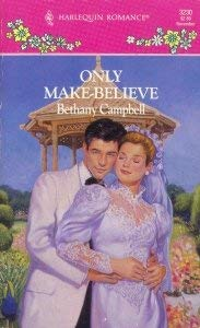 Image for Only Make Believe (Harlequin Romance, No 3230)