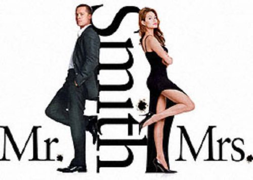 Image for Mr. & Mrs. Smith