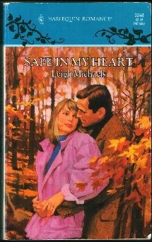Image for Safe In My Heart (Harlequin Romance, No 3248)