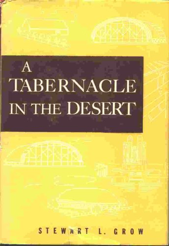 Image for A TABERNACLE IN THE DESERT
