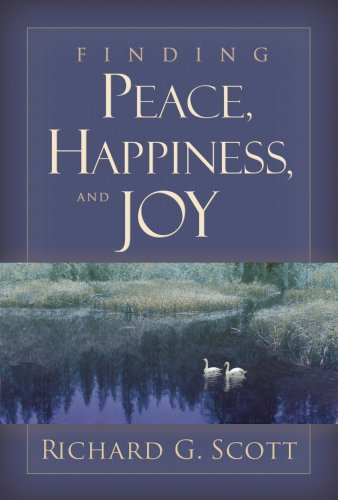 Image for Finding Peace, Happiness, and Joy