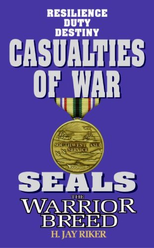 Image for Seals the Warrior Breed: Casualties of War (Seals, the Warrior Breed)