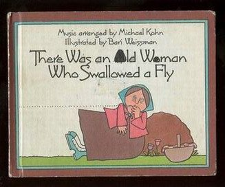 Image for There Was an Old Woman Who Swallowed a Fly