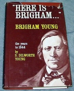Image for 'Here is Brigham--': Brigham Young-- the years to 1844