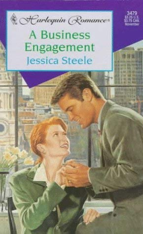Image for Business Engagement (Harlequin Romance, No 3479)