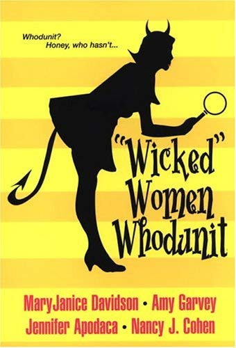 Image for Wicked Women Whodunit