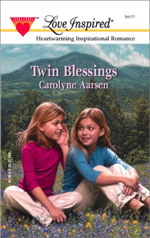 Image for Twin Blessings (Love Inspired)