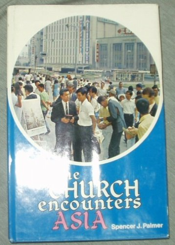 Image for The church encounters Asia,