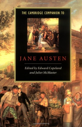 Image for The Cambridge Companion to Jane Austen (Cambridge Companions to Literature)