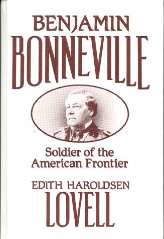 Image for Benjamin Bonneville: Soldier of the American Frontier