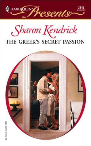 Image for The Greek's Secret Passion: The Greek Tycoons (Harlequin Presents)