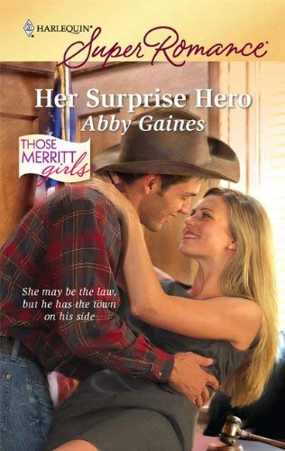 Image for Her Surprise Hero (Harlequin Superromance)