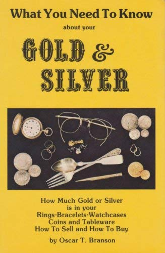 Image for What You Need to Know About Your Gold and Silver
