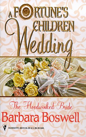 Image for The Hoodwinked Bride (Silhouette: A Fortune's Children: Wedding)