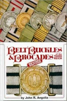 Image for Belt buckles & brocades of the Third Reich