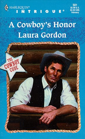 Image for Cowboy'S Honor  (The Cowboy Code) (Harlequin Intrigue)