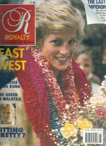 Image for Princess Diana Cover Royalty Monthly Magazine, Vol. 9, No. 3 (December, 1989)