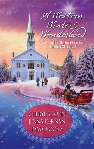 Image for A Western Winter Wonderland: Christmas Day Family Fallen Angel One Magic Eve (Harlequin Historical Series)