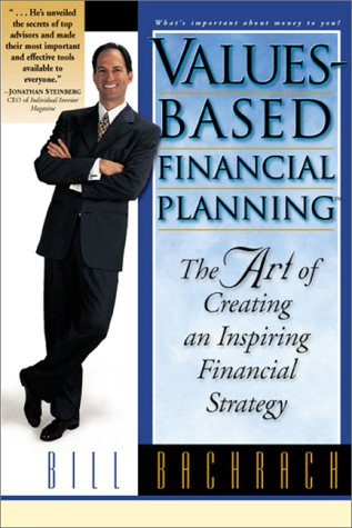 Image for Values-Based Financial Planning : The Art of Creating and Inspiring Financial Strategy