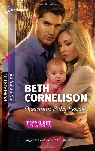 Image for Operation Baby Rescue (Harlequin Romantic Suspense)