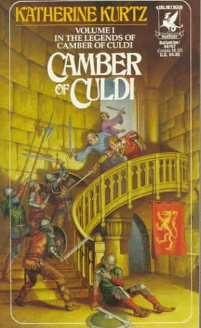 Image for Camber of Culdi (Legends of Camber of Culdi, Vol 1)