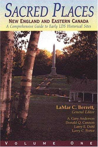 Image for Sacred places: A comprehensive guide to early LDS historical sites (Sacred places)
